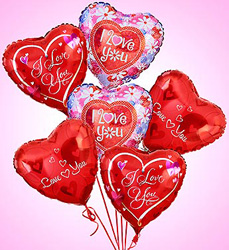 Love and Romance Balloons Flower Power, Florist Davenport FL